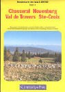 img - for Jura 3 Chassral-Neuchatel-Val Traver-Croix Hiking Map (German Edition) book / textbook / text book