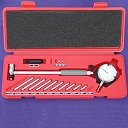 Anytime Tools 2&quot; - 6&quot; ENGINE CYLINDER DIAL BORE GAUGE SET