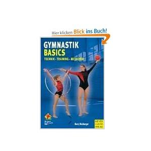 gymnastik basics technik training methodik petra beck silvia maiberger b cher. Black Bedroom Furniture Sets. Home Design Ideas