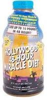 Hollywood Diet Herbal Clean 48-Hour Miracle 8212 32 fl oz