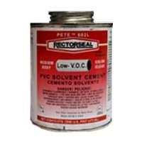 rectorseal-55922-1-4-pint-602l-medium-body-low-voc-pvc-solvent-cement
