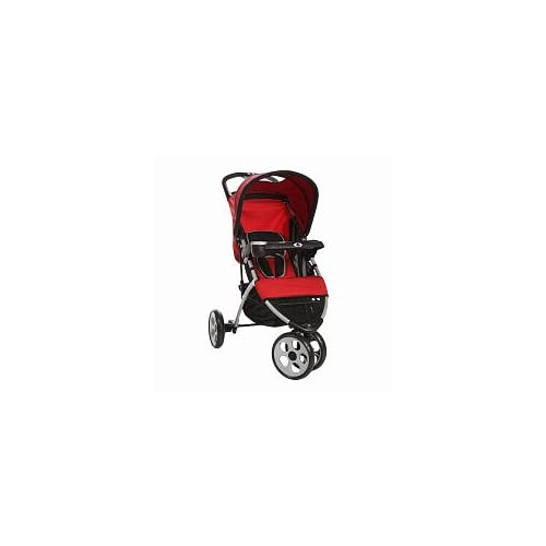 Amazon.com : S1 by Safety 1st Trivecta Stroller - Poppy : Baby