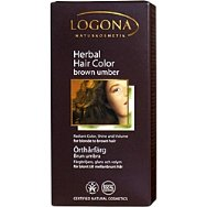 Herbal Hair Color Brown Umber (100g) Brand: Logona