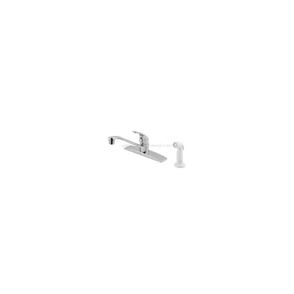 Price Pfister Low Lead Single Lever Handle Kitchen Faucet