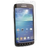 BodyGuardz BZ-US4A-0513F UltraTough Optically Clear Screen Protectors with Anti-Microbial-Gel/Dry Apply for Samsung...
