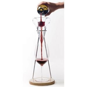 Decantus Wine Aerator Table Stand | 7710, #6856 by HomeAndWine.com