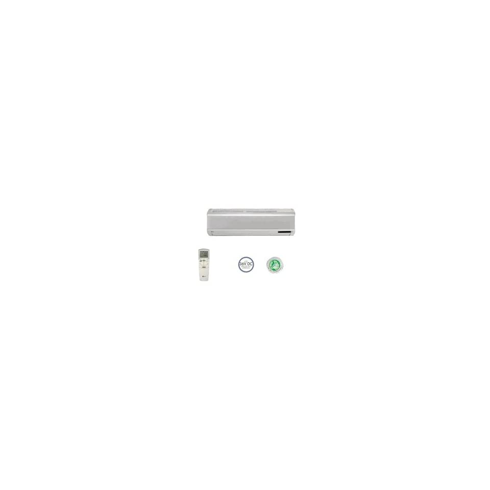 LG Single Zone Mini Split Heat Pump Indoor Unit 9.800 BTU   LSN093HE