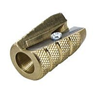 alvin-bullet-sharpener-brass-single
