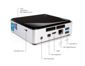 Ein vollwertiger Desktop-PC – ein vollwertiger Arbeitsplatz.