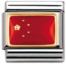 Composable Classic ASIA in stainless steel with enamel and 18k gold (CHINA) Reviews