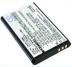 Battery for Toshiba Camileo Air 10 B10 Pocket P10 P100 HD P20 3.7V 1200mAh