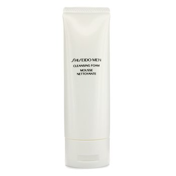 Men'S Skin-Shiseido - Shiseido Men - Cleanser-Men Cleansing Foam-125ml/4.2oz by Nicorobin