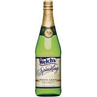 Welch\'s Sparkling White Grape Cocktail Juice, Non-Alcoholic, 3.16 lb