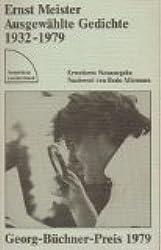 Ausgewählte Gedichte 1932-1976 (Sammlung Luchterhand)