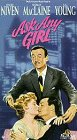 Ask Any Girl [VHS]