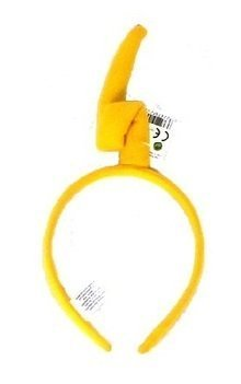 Teletubbies Laa-Laa Antenna Headband - One size fits all Child - Yellow Teletubby