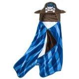 Circo® Pirate Hooded Bath Towel - Blue Jean