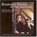 Bassoon Music of the Americas cover