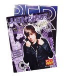 Wooky Justin Bieber Sticker Album