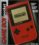 Game Boy Pocket Red