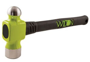 Wilton 34014 BASH Ball Pein Hammer 40oz Head, 14-Inches