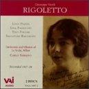 echange, troc Verdi, Piazza, Pagliughi, Folgar, Sabajno - Verdi: Rigoletto