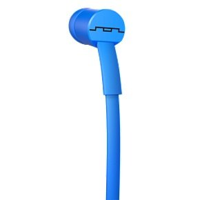 SOL REPUBLIC Jax Headphones Remote and Microphone (Blue)