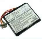 Battery for TomTom 4ER5.001.01 4ER51 G0 825 Go 820 Live AHL03711022 3.7V 1000mAh