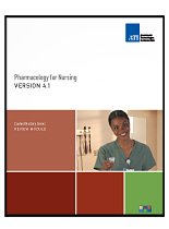 Rn/Pn Pharmacology for Nursing Review Module Version 4.0 (CONTENT MASTERY SERIES)