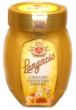 Creamy Country Honey (Langnese) 17.5oz (500g)