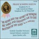 Haydn: Symphony Nos. 61 & 103/Cello Concerto In D Major