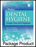 img - for Mosby's Dental Hygiene - Text and Study Guide Package: Concepts, Cases, and Competencies, 2e by Susan J. Daniel RDH BS D.A.T.E. MS (2008-01-09) book / textbook / text book
