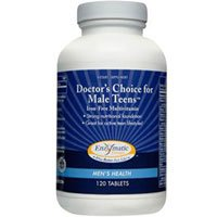 Enzymatic Therapy Doctor's ChoiceTM Male Teens 120 tabs (pack of 3)