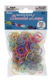 Art Wall 312-Piece Stretch Band Bracelet Loops and S-Clips Set, Glitter - 1