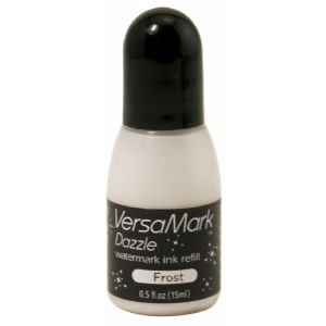 VERSAMARK REFILL FROST .5 oz Papercraft, Scrapbooking 