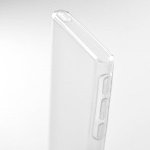 Bluecell Clear TPU Flexible case cover for Apple iPod Nano 7th Generation apple ipod nano chromatic 4g 8gb