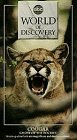 ABC World of Discovery - Cougar: Ghost of the Rockies [VHS]