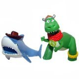 Toy Story Color Splash Buddies Rex and Shark 2-Pack (Toy Story Color Splash Buddies compare prices)