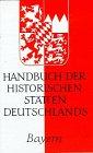 Handbuch der historischen Stätten Deutschlands, Bd.7, Bayern