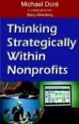 img - for Thinking Strategically Within Nonprofits book / textbook / text book