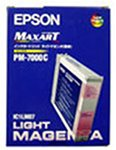 EPSON IC1LM073P インクカートリッジ ライトマゼンタ3個パック(PM-7000C用)