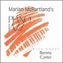 echange, troc Marian Mcpartland, Benny Carter - Piano Jazz
