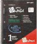Top Flight 1 Subject Notebook 100 CT (Pack of 12)