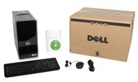 Dell Inspiron 660 Desktop Computer I660-2038BK Windows 7 Professional