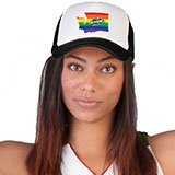 Seattle Pride Trucker Hat