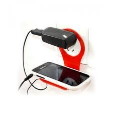 Universal Mobile Charging Wall Stand Shelf Holder For All Mobile Phones