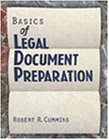 Basics of Legal Document Preparation
