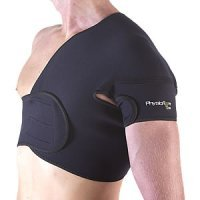 PhysioRoom Left Shoulder Sports Support