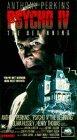 Psycho IV: The Beginning [VHS]