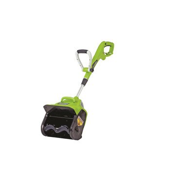 Factory-Reconditioned Greenworks 26012-Rc 7 Amp 12 In. Electric Snow Thrower
